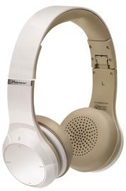 Ausinės Pioneer SE-MJ771BT White, belaidės