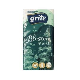 Popierinės nosinaitės Grite Blossom Mint, 10 vnt.