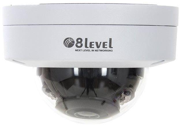 Kuppelkaamera 8level IPED-2MPSV-28-1