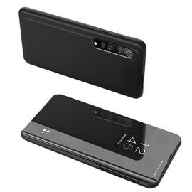 Hurtel Clear View Case For Xiaomi Mi Note 10 Lite Black