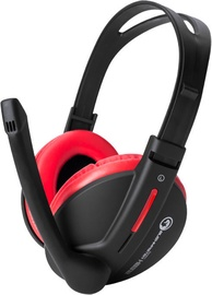 Marvo H8312 Over-Ear Gaming Headset Black