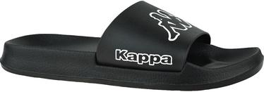 Kappa Krus Mens Flip Flops 242794-1110 Black 42