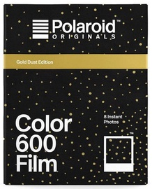 Polaroid Color 600 Film Gold Dust Edition