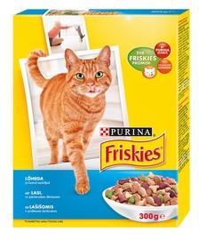 Сухой корм для кошек Friskies, 0.3 кг