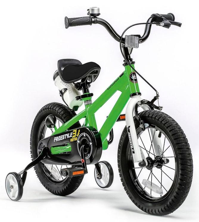 """Vaikiškas dviratis Royalbaby Freestyle, 12"""""""