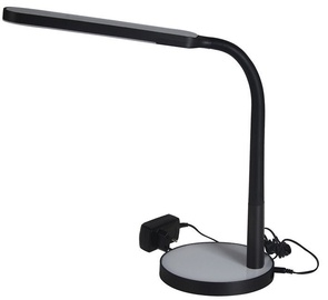 Verners Study LED Lamp 5W 3000K 370lm Black