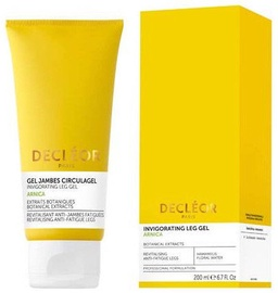 Decleor Invigorating Leg Gel, 200 ml