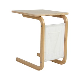 Šoninis staliukas Nordic, 45 x 45 x 57 cm