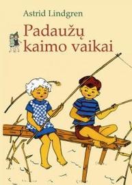 Knyga Padaužų kaimo vaikai