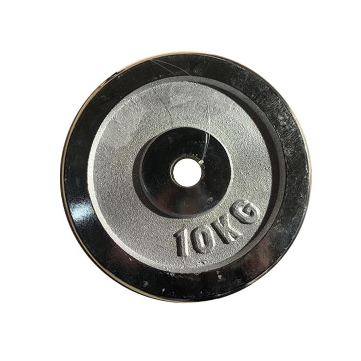 Hrom.disk.hantele LS2111, 10 kg