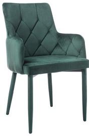 Signal Meble Chair Ricardo Velvet Green