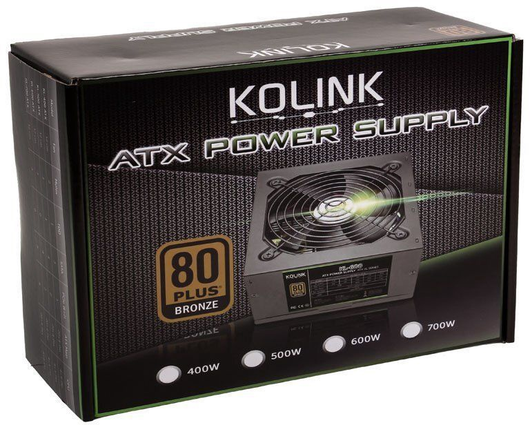 Kolink KL Series PSU 400W