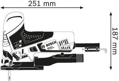 Bosch GST 90 E Jigsaw