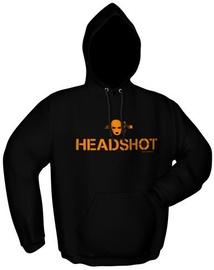 GamersWear Headshot Hoodie Black L
