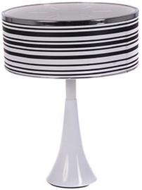 Verners Stripe MT3119 Black/White