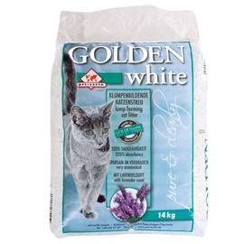 Kaķu pakaiši Golden White Pure&Cleanly Cats Litter Lavander 7l