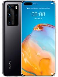 Mobilusis telefonas Huawei P40 Pro 256 GB Black, 256 GB