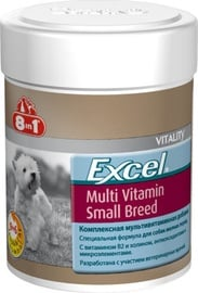 8in1 Exel Multi Vitamin Small Breed 150ml