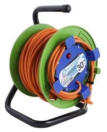 Cable reel Electraline Garden 2G1.5VVF, 30 m