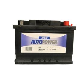 Akumuliatorius Autopower T5 60AH 540A