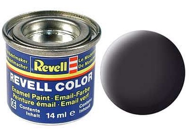 Revell Email Color 14ml Matt RAL 9021 Tar Black 32106