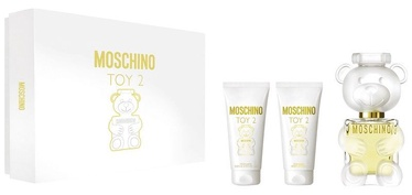 Kvapusis vanduo Moschino Toy 2 50 ml EDP + 50 ml Kūno losjonas + 50 ml Dušo želė