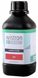 Avistron 3D Resin Flexible Blend Red 1L