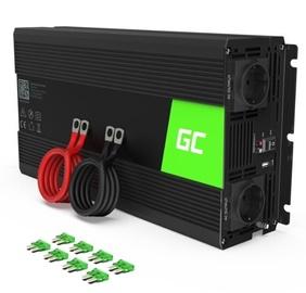 Green Cell Car Power Inverter Converter 24V to 230V 1500W/3000W