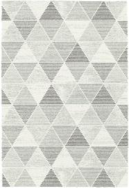Ковер Domoletti Matrix 023-0235-6248, желтый/песочный, 230x160 см
