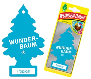 Automobilių oro gaiviklis Wunder-Baum Tropical