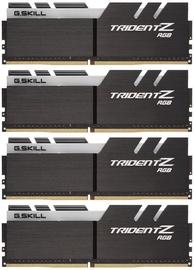 G.SKILL Trident Z RGB 32GB 3466MHz CL16 DDR4 KIT OF 4 F4-3466C16Q-32GTZR