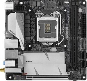 Mātesplate ASRock Z490M-ITX/ac