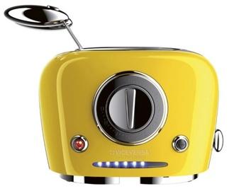 ViceVersa Tix Toaster Yellow 10021