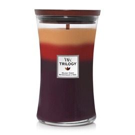 WoodWick Holiday Cheer Trilogy Candle 609.5g