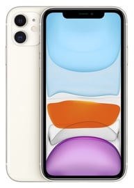 Mobilusis telefonas Apple iPhone 11 White, 64 GB