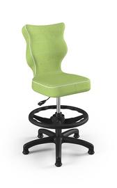 Детский стул Entelo Petit Black HC+F VS05, зеленый, 350 мм x 950 мм