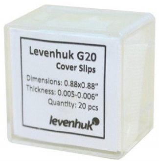 Proov Levenhuk N20 NG Prepared Slides Set