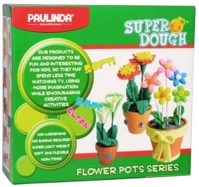 Paulinda Super Dough Flower Pots 081142