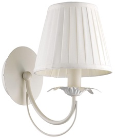 Light Prestige Ginosa Wall Lamp 60W E14 White