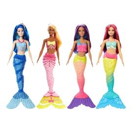 Lėlė Barbie, undinėlė FJC89