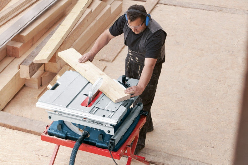 Bosch GTS 10 XC Table Saw