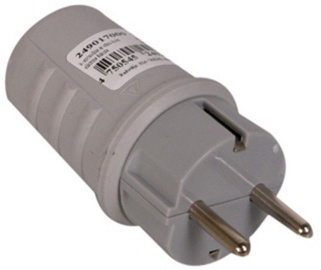 REML 249017000 Plug Gray