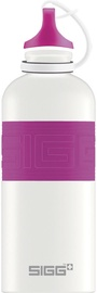 Sigg Water Bottle CYD White Touch Berry 600ml