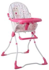 Bertoni Lorelli Feeding Chair Marcel Pink Girl