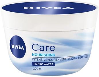Nivea Care Intensive Nourishment Cream for Body & Face 200ml