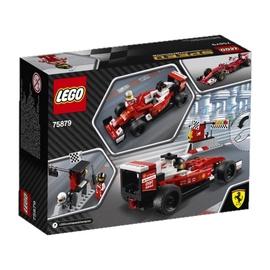 Konstruktorius Lego Speed Champions Scuderia Ferrari SF16-H 75879