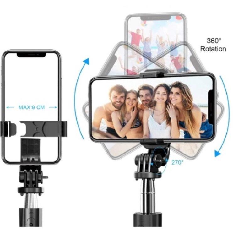 Riff L02 Universal Wireless Selfie Stick