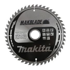 Diskinis medienos pjūklas Makita, 21,6 cm