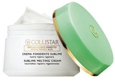 Collistar Sublime Melting Cream 400ml Dry Skin