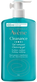 Avene Cleanance Cleansing Gel With Pump 400ml